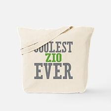Coolest Zio Ever Tote Bag