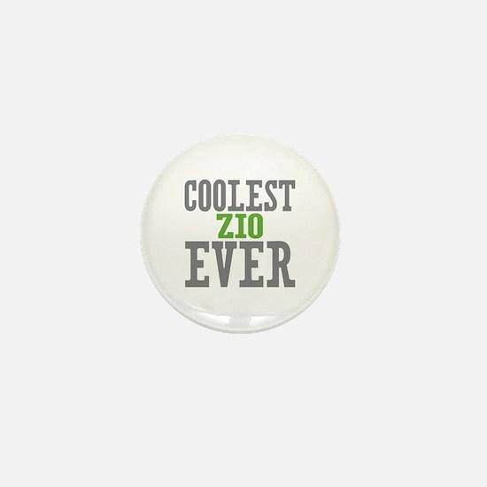 Coolest Zio Ever Mini Button