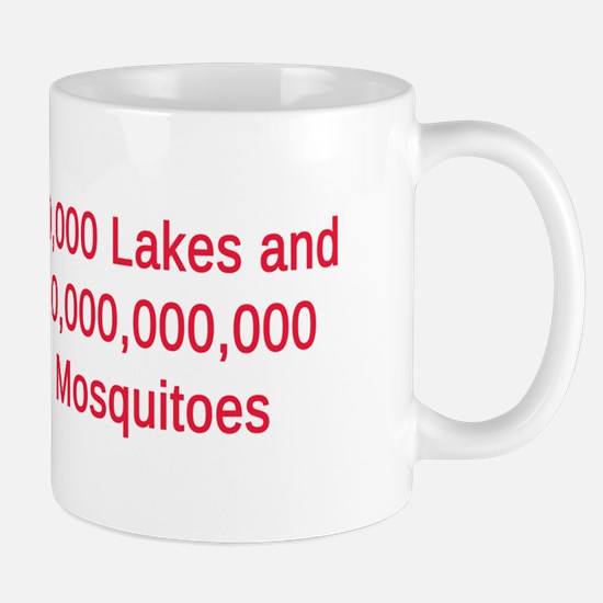 Minnesota Humor #1 Mugs