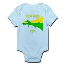 Australia World Cup 2014 Infant Bodysuit