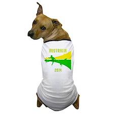 Australia World Cup 2014 Dog T-Shirt