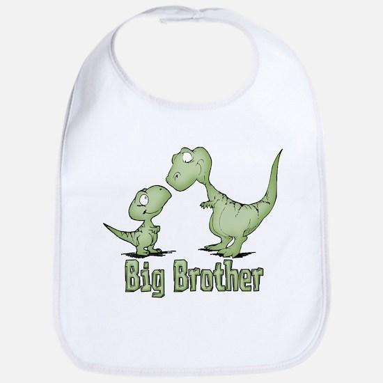 Dinosaurs Big Brother Bib