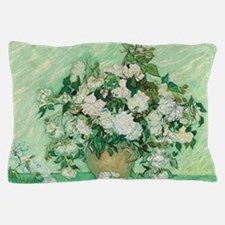 Vincent Van Gogh - Roses Pillow Case