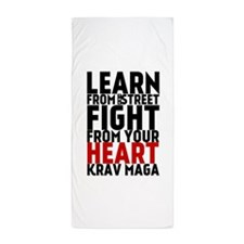 Learn from the street Krav Maga (red heart) Beach