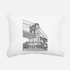 brideclean_edited-1 Rectangular Canvas Pillow