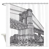 Brooklyn Shower Curtains