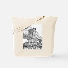 brideclean_edited-1 Tote Bag