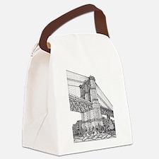 brideclean_edited-1 Canvas Lunch Bag