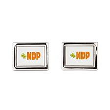 NDP 2015 Cufflinks