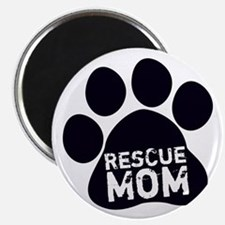 Rescue Mom Magnet