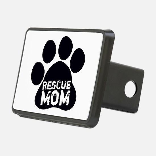Rescue Mom Hitch Cover