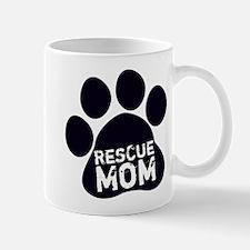 Rescue Mom Small Small Mug