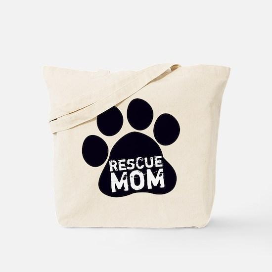 Rescue Mom Tote Bag