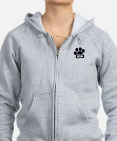 Rescue Mom Zip Hoody