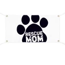 Rescue Mom Banner