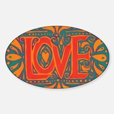 Summer Love Bumper Stickers