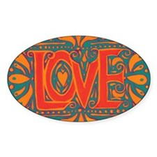 Summer Love Stickers