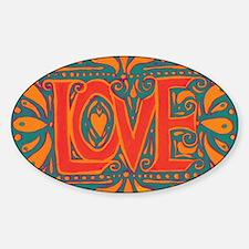 Summer Love Stickers