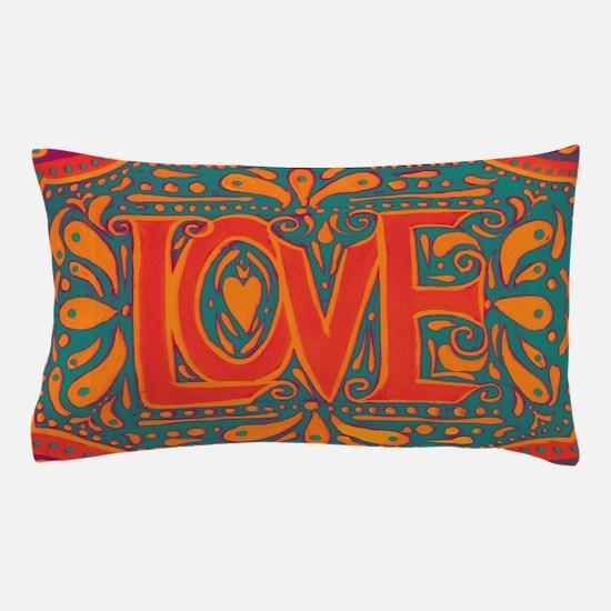 Summer Love Pillow Case