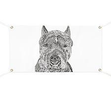 American Pitbull Terrier Banner