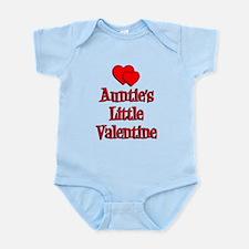 Aunties Little Valentine Body Suit