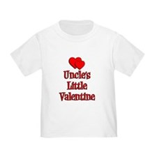 Uncles Little Valentine T-Shirt