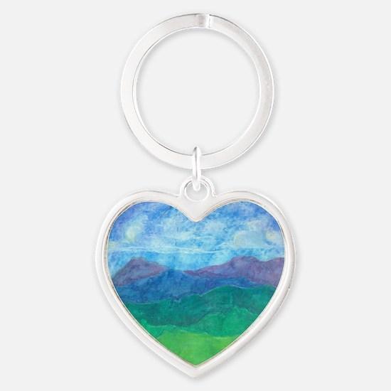 Heart Keychain Keychains