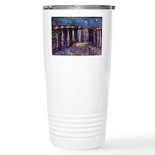 Starry Night over the R Travel Mug