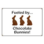 Fuel Chocolate Bunnies Banner