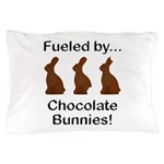 Fuel Chocolate Bunnies Pillow Case