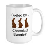 Fuel Chocolate Bunnies Large Mug