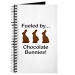 Fuel Chocolate Bunnies Journal