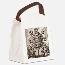 Alchemy Tree Canvas Lunch Bag