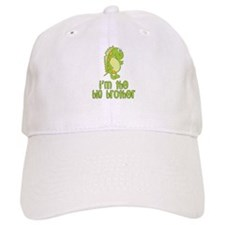 i'm the big brother green Baseball Cap