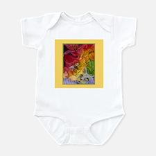 Garden Delights Infant Bodysuit