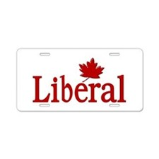 Conservative Party 2015 Aluminum License Plate