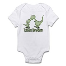 Dinosaurs Little Brother Infant Bodysuit