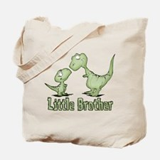 Dinosaurs Little Brother Tote Bag