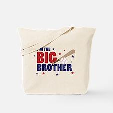 big brother baseball Tote Bag