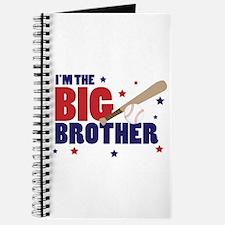 big brother baseball Journal