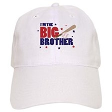 big brother baseball Baseball Cap