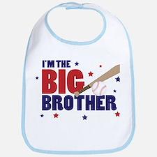 big brother baseball Bib