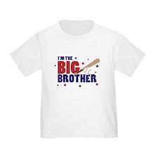 big brother baseball T