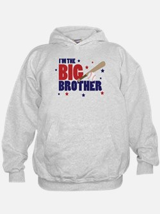 big brother baseball Hoodie