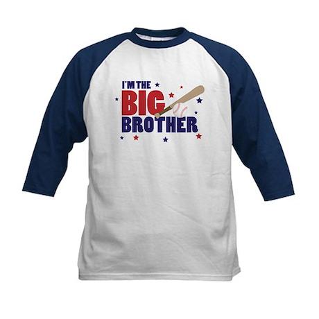 big brother baseball Kids Baseball Jersey