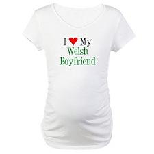 Love My Welsh Boyfriend Shirt