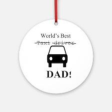 World's Best Ornament (Round)