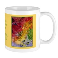 """""""There is so much to see in a garden"""" Mug"""