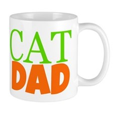 Cat Dad Mugs