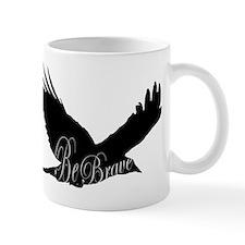 Bird Flying Be Brave Coffee Mug